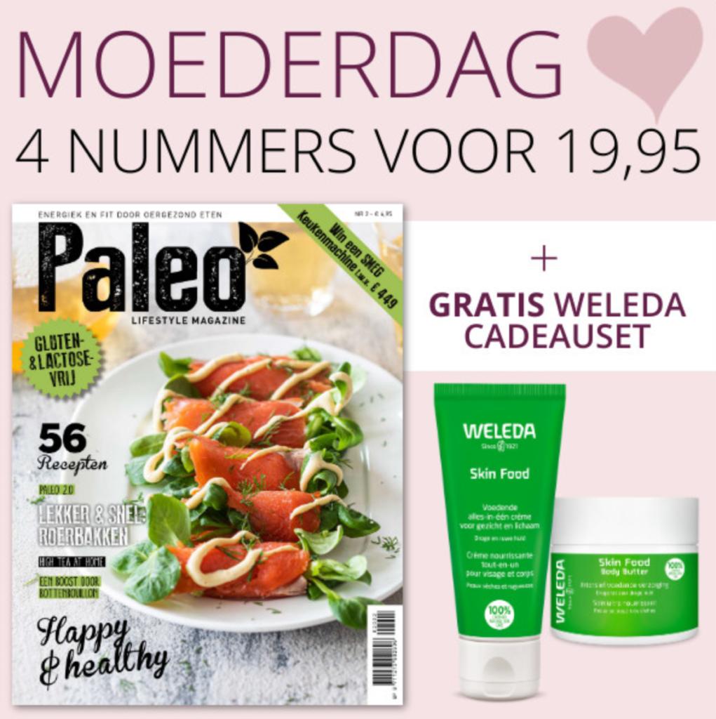 win-back Moederdag nieuwsbrief