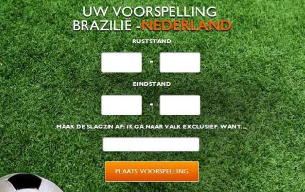 E-mailmarketing EK-voetbal interactie